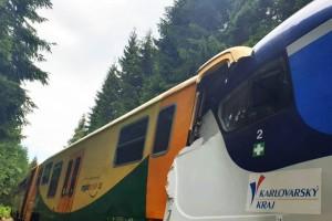 Σύγκρουση τρένων στη Τσεχία! Υπάρχουν νεκροί