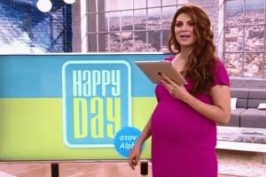 Τέταρτο παιδί για την Σταματίνα Τσιμτσιλή! Ξανά έγκυος η παρουσιάστρια;