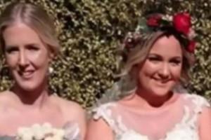 Αυτή η νύφη ετοίμαζε έναν παραδοσιακό γάμο - Όταν ήρθε όμως η ώρα να διαλέξει ανθοδέσμη...