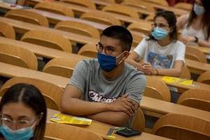 Με μάσκες για όλους και rapid test για τους ανεμβολίαστους: Έτσι θα είναι η ζωή στο Πανεπιστήμιο