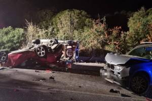 Τραγωδία στη Κρήτη: Καραμπόλα με δύο νεκρούς και τρεις τραυματίες!