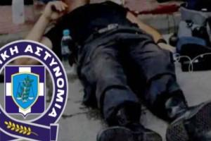 Αυτοί οι νεκροί ξεχάστηκαν γιατί ήταν… Αστυνομικοί (video)