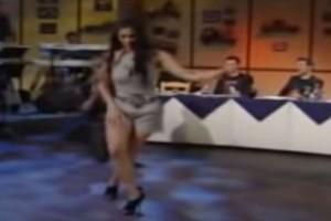 Ζεϊμπέκικο με... 12ποντο - Ο βαρύς χορός της καλλονής που καταχειροκροτήθηκε