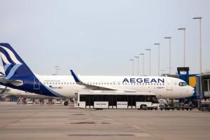 Aegean - Τρομερή προσοφορά: Αυτές οι πτήσεις έχουν έκπτωση 40%!