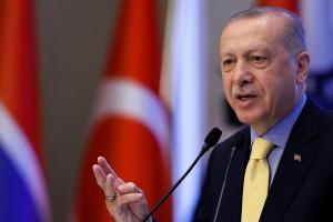 Ο Ερντογάν... ξέφυγε πάλι: «Ή εγώ θα πάρω το Βυζάντιο ή εκείνο θα με πάρει»