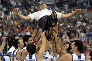 Σαν σήμερα: Η Εθνική Ανδρών στην κορυφή της Ευρώπης