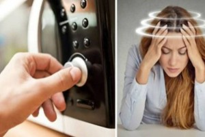 12 «Προειδοποιητικά» σημάδια ότι ο φούρνος μικροκυμάτων σας αρρωσταίνει!
