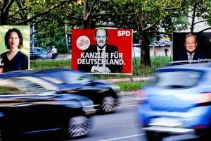 Γερμανικές εκλογές 2021: Έκλεισαν οι κάλπες! Θρίλερ δείχνουν τα exit polls - Ισοπαλία στο 25%