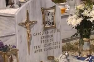 Γλυκά Νερά: «Τέλος» ο Μπάμπης Αναγνωστόπουλος - Έσβησαν από το μνήμα της Καρολάιν τη λέξη «σύζυγος»