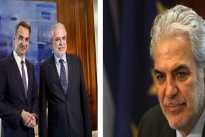 Χρήστος Στυλιανίδης: Ποιος είναι ο νέος υπουργός Κλιματικής Κρίσης και Πολιτικής Προστασίας!  Πως ένας Κύπριος γίνεται Έλληνας υπουργός