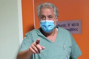 «Βόμβα» από τον Νίκο Καπραβέλο - «Έρχεται μεγάλη έξαρση, θα γίνει ζημιά μετά τον Οκτώβριο»