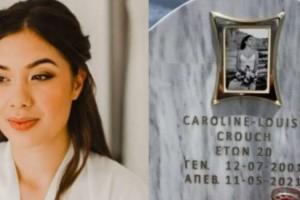 Γλυκά Νερά: «Το πήρε από το μνήμα και το έσπασε» - Σοκαριστικό περιστατικό πάνω από τον τάφο της Καρολάιν