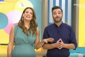 Πρεμιέρα για το Breakfast@Star: Άσχημα νέα για τον Γιώργο Καρτελιά και την Ελίνα Παπίλα
