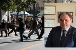 Εφιαλτικές προβλέψεις: 4.500 κρούσματα τέλη Σεπτεμβρίου - Προειδοποίηση από Σαρηγιάννη
