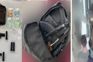 Ληστής της Μητροπόλεως: Βρέθηκε το κρησφύγετό του - Είχε ολόκληρο οπλοστάσιο