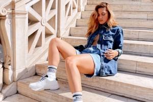 Envie Shoes: Η νέα συλλογή sneakers της Μαίρης Συνατσάκη μόλις κυκλοφόρησε!