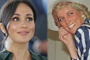 Σαν την Νταϊάνα: Η Μέγκαν Μαρκλ έκανε το ίδιο με την Πριγκίπισσα και τρέλανε τη βασιλική οικογένεια