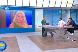 Λύγισαν: Συγκινημένη στον αέρα του Mega Καλημέρα η Μελέτη ανακοίνωσε πως η Ελένη Μενεγάκη...