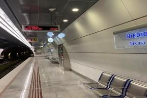 Μετρό: Νέα ανακοίνωση της ΣΤΑΣΥ για τις αλλαγές στα δρομολόγια