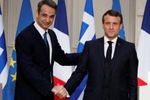 Ιστορική συμφωνία Ελλάδας-Γαλλίας: Τι θα περιλαμβάνει το «mega deal» αμυντικής συνδρομής που υπέγραψαν Μητσοτάκης-Μακρόν