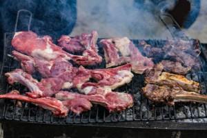 Πρόωρος θάνατος για τους ψήστες – Ο κίνδυνος θάνατος με το κρέας