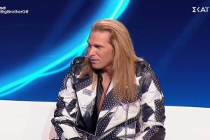 Μόνο Χάος: Ο Δημήτρης Πυργίδης εμφανίστηκε ξανά στο Big Brother και... την έπεσε ξανά στην Κάκκαβα
