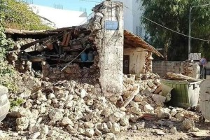 Σεισμός στην Κρήτη: Εννέα οι τραυματίες και δύο στο νοσοκομείο!