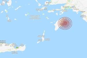 Στο «χορό» των Ρίχτερ η χώρα: Σεισμός «χτύπησε» και τη Ρόδο