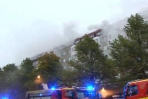 Συναγερμός στο Γκέτεμποργκ - Ισχυρή έκρηξη σε κτήριο, 25 άτομα στο νοσοκομείο