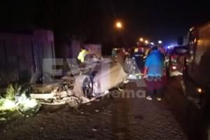 Τραγωδία στην Εύβοια: Νεκροί δύο 19χρονοι φίλοι σε τροχαίο!