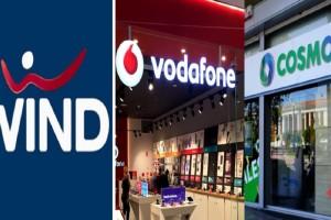 «Σεισμός» από την προσφορά της Wind: Αντίδραση από Cosmote-Vodafone