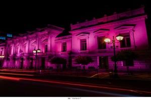 Η Estée Lauder Hellas φωταγώγησε το Εθνικό Θέατρο της Ελλάδος