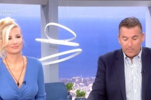 """""""Κάγκελο"""" ο Γιώργος Λιάγκας! Ανακοίνωσε την εγκυμοσύνη η Φαίη Σκορδά"""