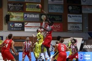 Basket League: Λαύριο-Ολυμπιακός 72-108