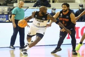 Basketball League: ΠΑΟΚ – Γαλατασαράι 81-74: «Πάτησε» τη Γαλατασαράι και έκανε σεφτέ!
