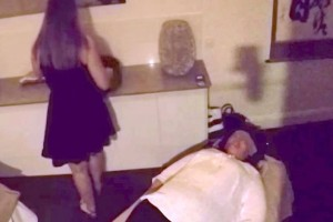 Έβαλαν κρυφές κάμερες σε ένα δωμάτιο για μασάζ...Έπαθαν σοκ με αυτό που συνέβη