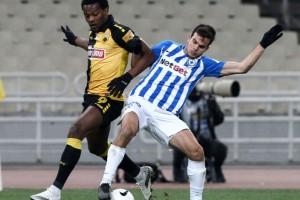 ΑΕΚ - Ατρόμητος 3-0: Εύκολη νίκη στο ΟΑΚΑ