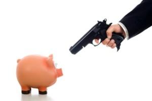 Ψιλικατζήδες κακοποιοί αποφασίζουν να ληστέψουν τράπεζες: Το σόκιν ανέκδοτο της ημέρας (15/10)