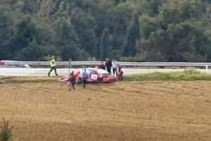Σοκ στην Ελασσόνα: Αγωνιστικό αυτοκίνητο αναποδογύρισε με μεγάλη ταχύτητα (vid)