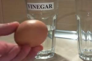 Φάτε ένα βραστό αυγό με λίγο ξύδι κάθε πρωί - Θα σκοτώσει τον μεγαλύτερο εχθρό στο σώμα σας