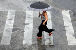 Άστατος καιρός: Νέα μικρή πτώση της θερμοκρασίας - Σε ποιες περιοχές θα βρέξει