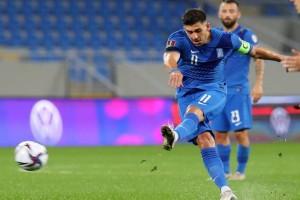 Γεωργία - Ελλάδα 0-2: Πολύ σκληρή για να «πεθάνει» η Εθνική!