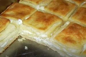 Η τυρόπιτα της Μακεδονίτισσας γιαγιάς