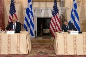 Αμυντική συμφωνία Ελλάδας – ΗΠΑ: «Έπεσαν» οι υπογραφές - Τι θα περιλαμβάνει