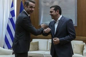 Η διαφορά παραμένει: Διψήφιο το νούμερο ανάμεσα σε ΝΔ και ΣΥΡΙΖΑ - Τα κρίσιμα ερωτήματα