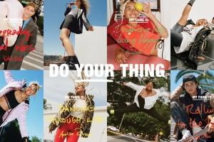 «Do your thing»: Η νέα καμπάνια της DKNY μας προκαλεί να ζήσουμε την κάθε στιγμή κάνοντας αυτό που πραγματικά αγαπάμε