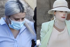 Επίθεση με βιτριόλι: Αμετανόητη η Έφη - Δεν μιλάει ούτε στη μητέρα της για την Ιωάννα Παλιοσπύρου