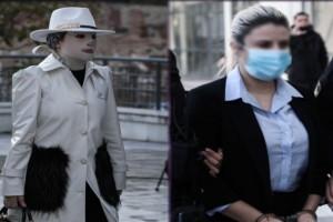 Επίθεση με βιτριόλι: Στο δικαστήριo η Ιωάννα, παρούσα και η Έφη - Αντίστροφη μέτρηση για την απόφαση (Video)