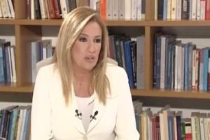 Η προφητική συνέντευξη της Φώφης Γεννηματά: «Έτσι θα ήθελα να με θυμούνται!» - Συγκλονιστική εξομολόγηση πριν 4 χρόνια (Video)