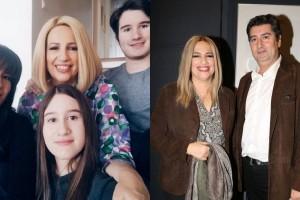 Αυτή είναι η οικογένεια της Φώφης Γεννηματά: Ο γάμος στα 22 και τα 3 παιδιά της! Ποιος είναι ο σύζυγός της, Ανδρέας Τσούνης